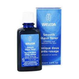 weleda smooth loción aftershave