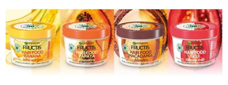 mascarillas Hair food de fructis